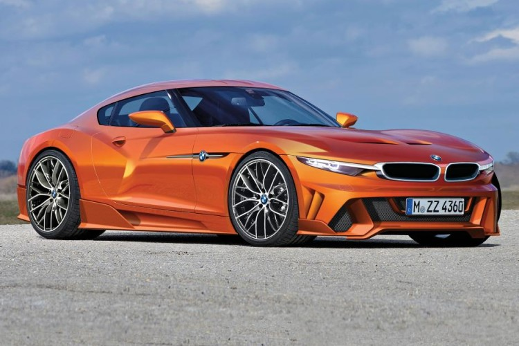 More Bmw Toyota Supercoupe Speculation