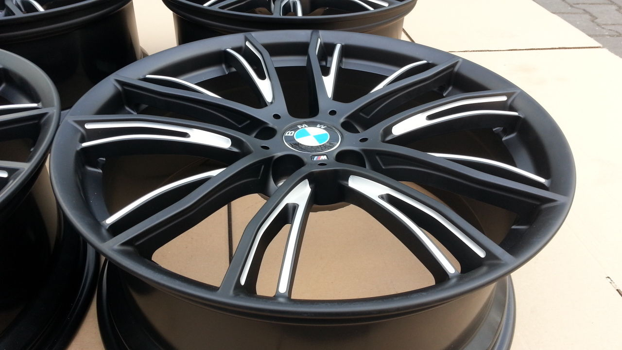 Brand New Bmw 3 F30 F31 And 4 F32 20 Quot Wheels Style 624m