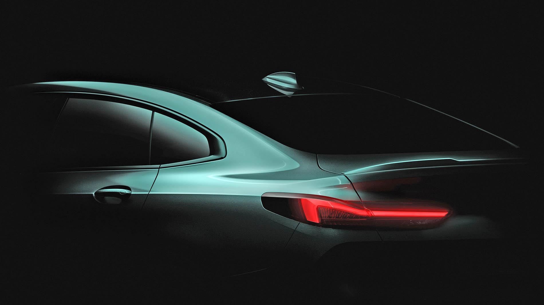 Name:  BMW 2 Series Gran Coupe Teaser Enhanced.jpg Views: 44536 Size:  121.3 KB
