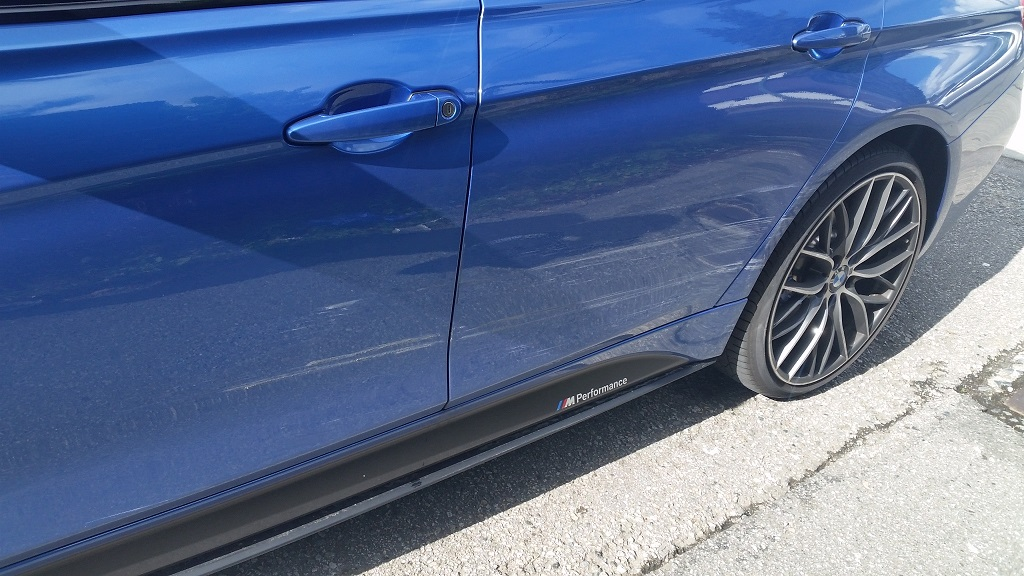 Accident Repairs On A Leased Car