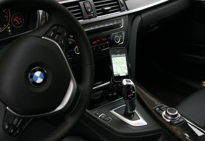 f30 iphone cradle