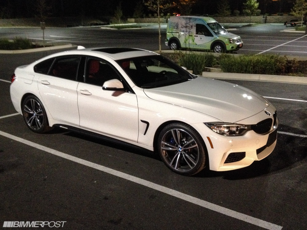 435i gran coupe aw cr m performance. Black Bedroom Furniture Sets. Home Design Ideas
