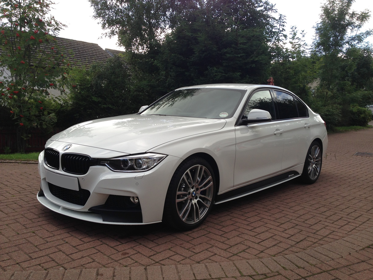 new member with a 330d m sport. Black Bedroom Furniture Sets. Home Design Ideas