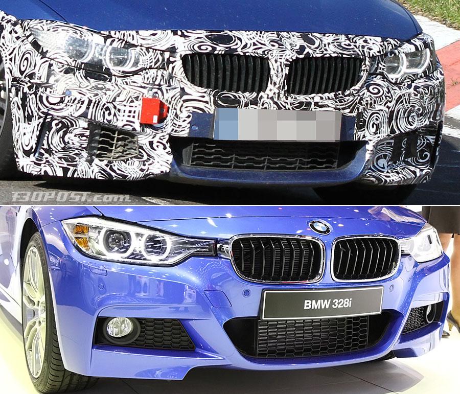 Bmw Xi Vs Xdrive: BMW 4 Series M Sport Reveals More Aggressive Face Than 3