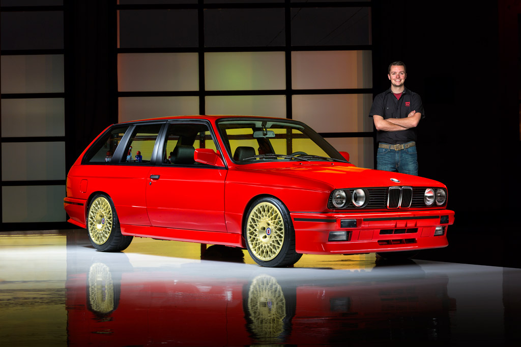 World S First Two Door V8 M3 Wagon By Griot S Garage