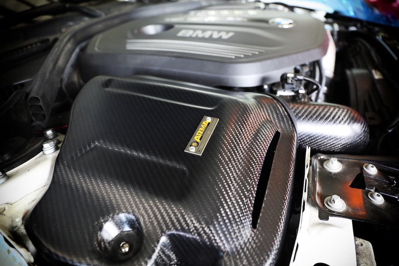 Name:  Armaspeed BMW F30 340 B58 carbon cold air intake .jpg Views: 148 Size:  228.8 KB