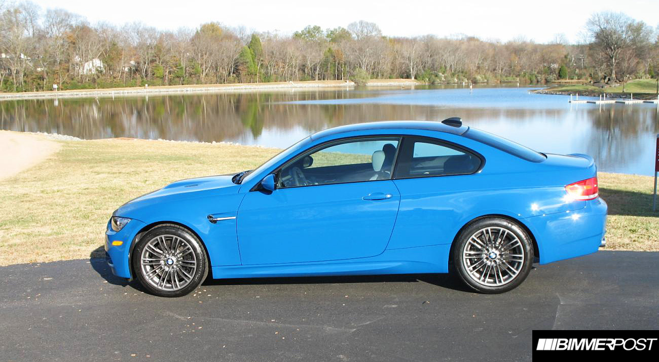 2009 e92 m3 coupe in laguna seca blue. Black Bedroom Furniture Sets. Home Design Ideas