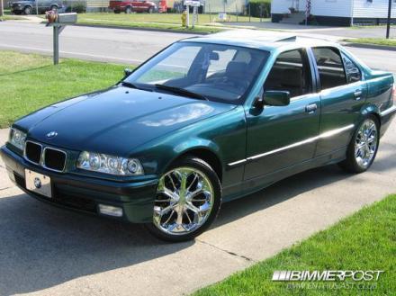 Woody335i\'s 1992 BMW 325i - BIMMERPOST Garage