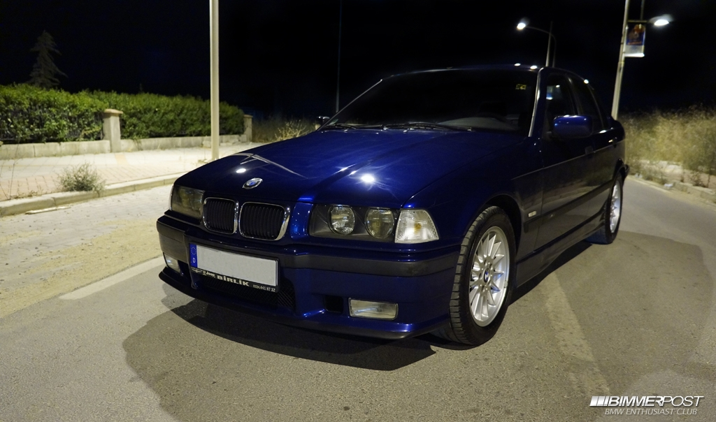 Quemoy S 1997 Bmw E36 316i M Sedan M Technik Bimmerpost