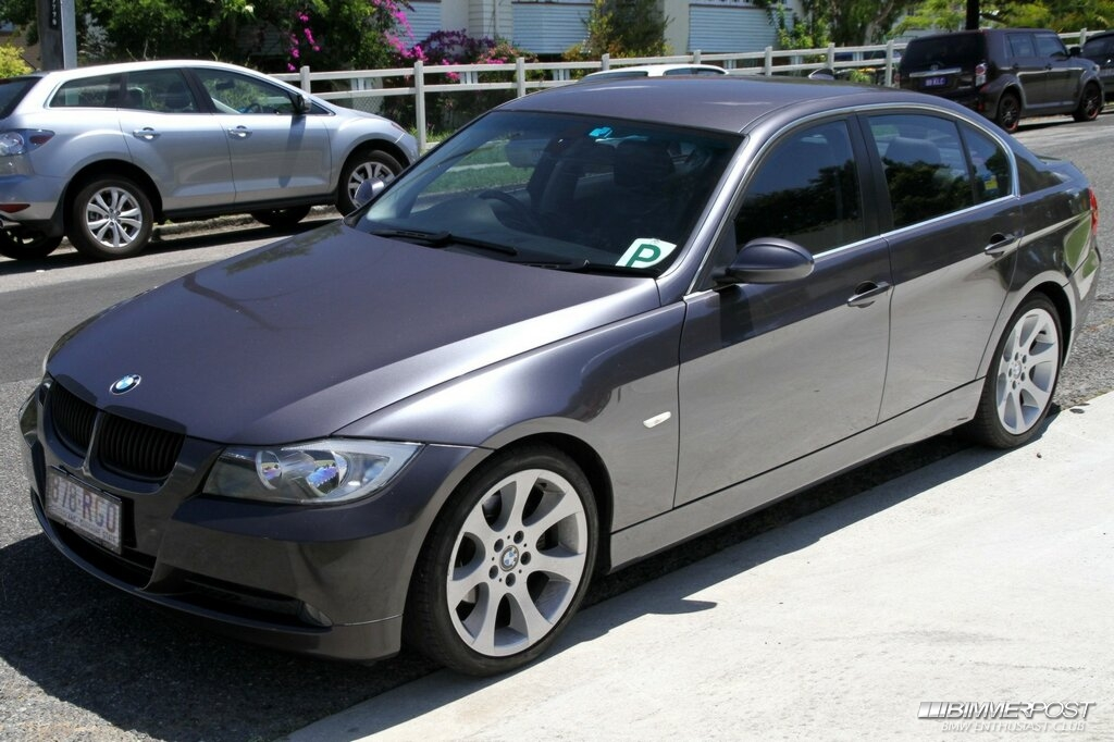 Swazza S 2005 Bmw 325i Bimmerpost Garage