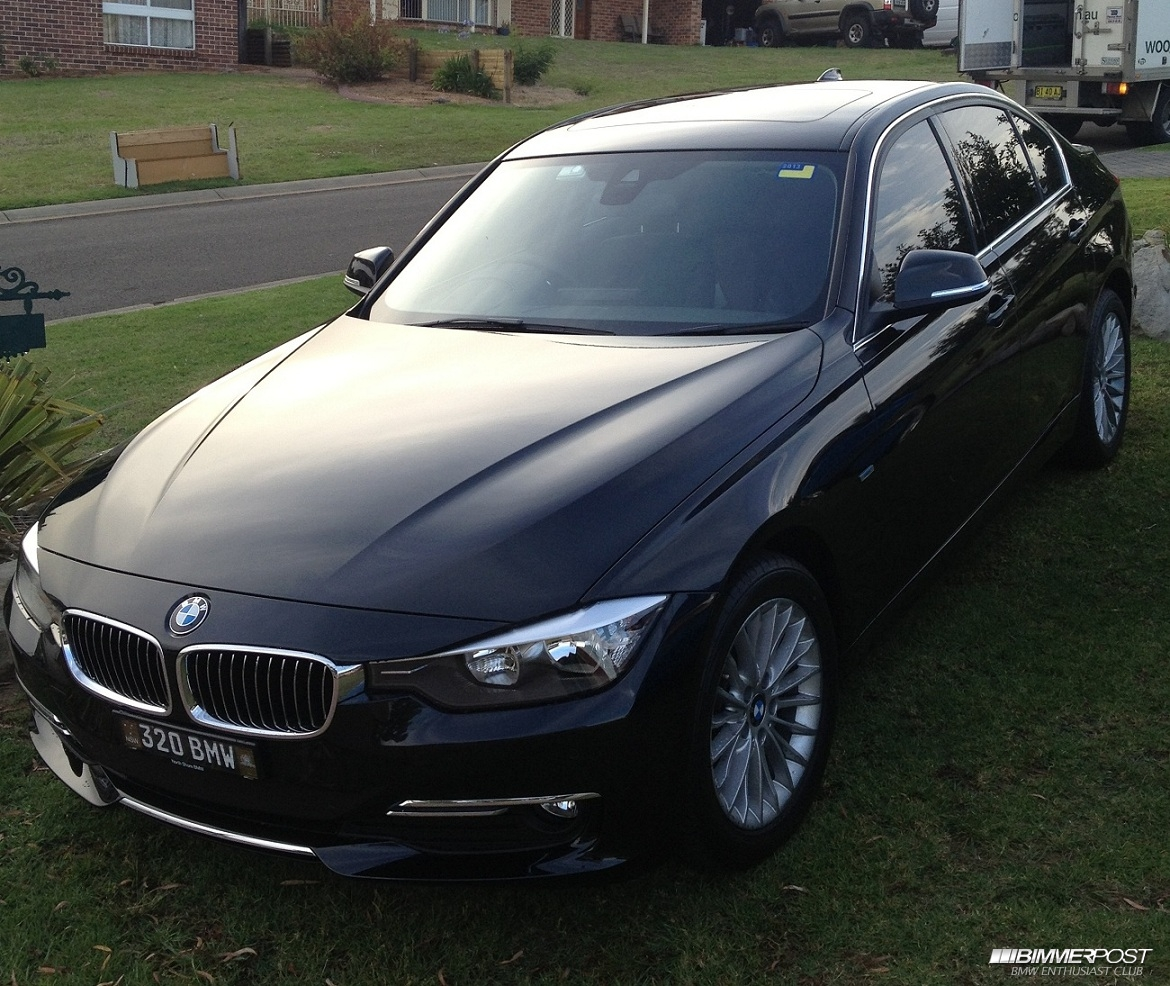 Bmwpact 320td: Ozorion's 2012 BMW 320d