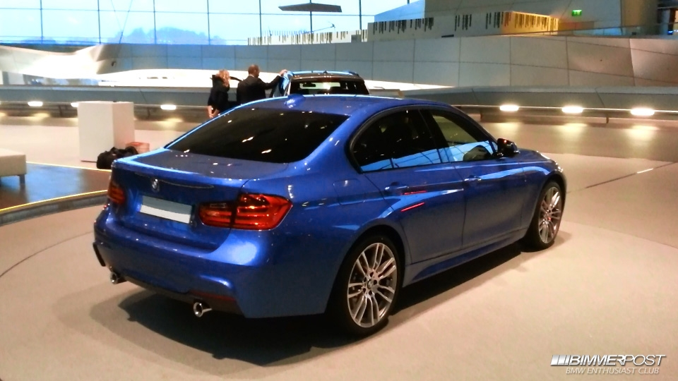 Tekeners BMW F Xi BIMMERPOST Garage - 2012 bmw 335xi
