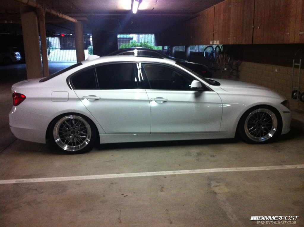 Rollinglower42 S 2012 Bmw 335i F30 Bimmerpost Garage