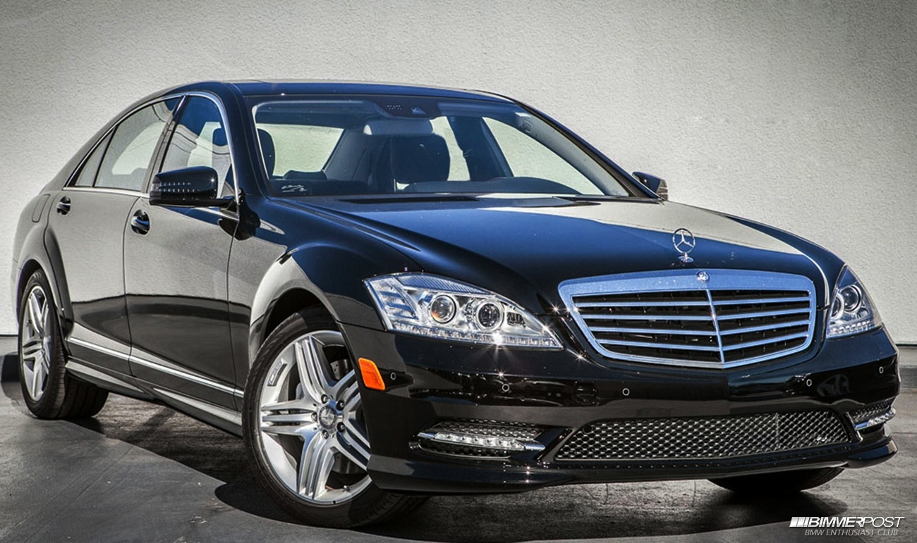 Hufington S 2012 Mercedes S550 Bimmerpost Garage