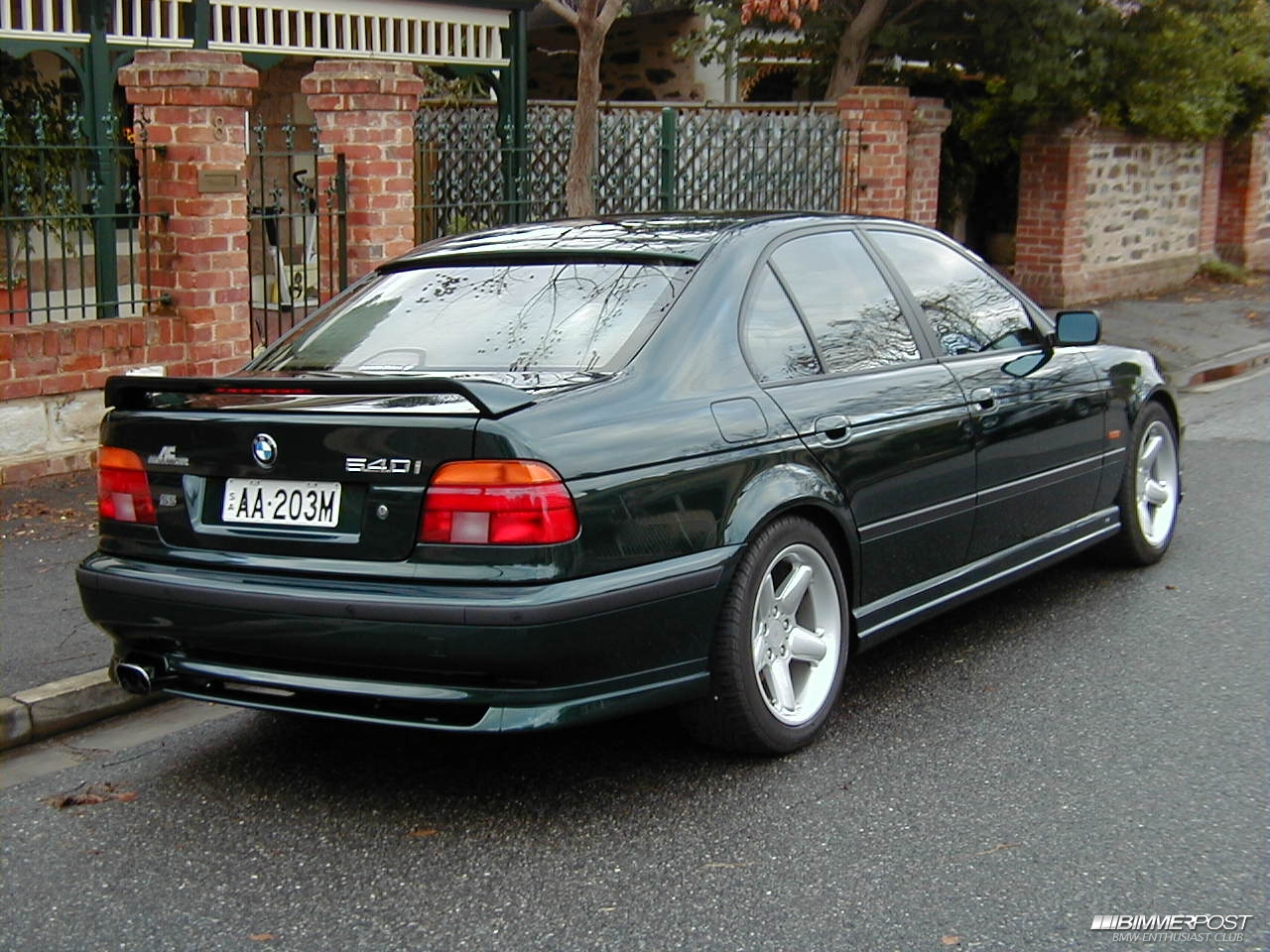 steveaus 39 s 1998 bmw e39 540i schnitzer bimmerpost garage. Black Bedroom Furniture Sets. Home Design Ideas