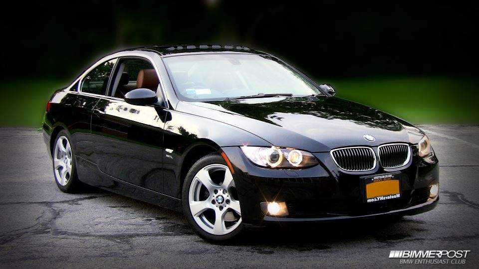 Black Mamba S 2009 Bmw 328xi Coupe Bimmerpost Garage