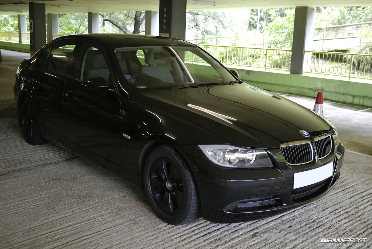 Bforboris S 2006 Bmw 320i Bimmerpost Garage