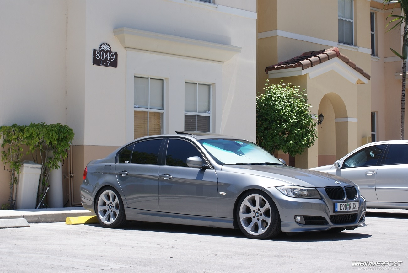 Rickology S 2011 Bmw 328i E90 Bimmerpost Garage