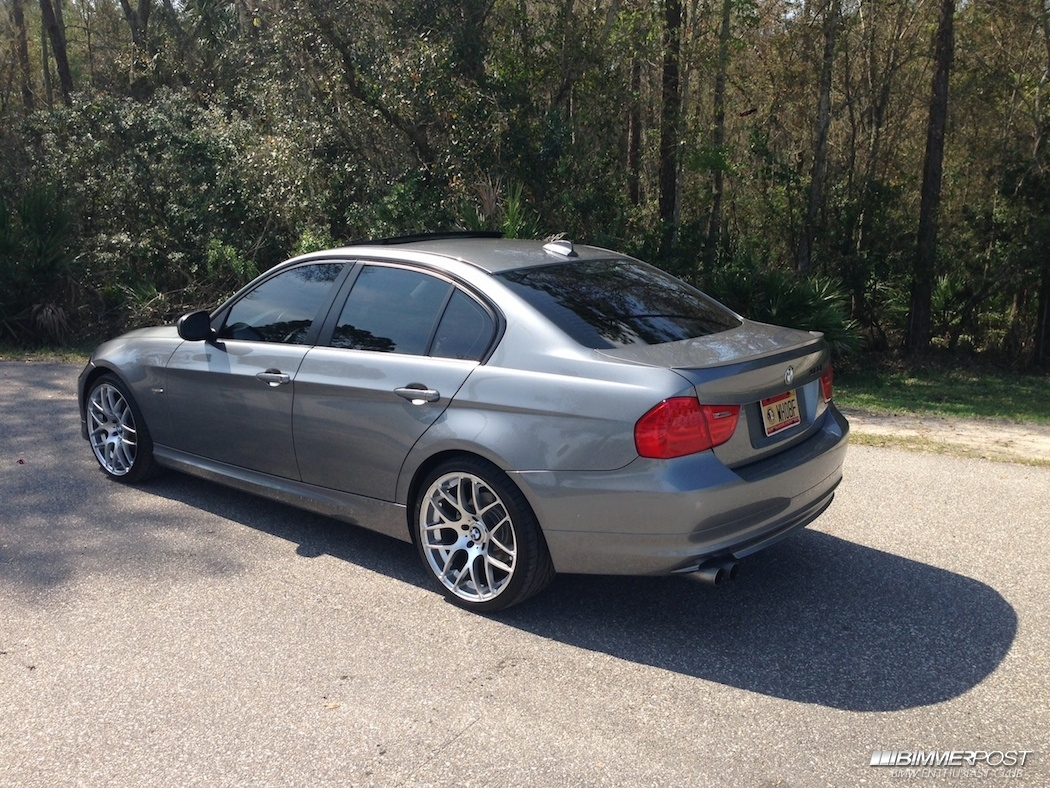 swreefkeeper's 2011 BMW E90 328i - BIMMERPOST Garage
