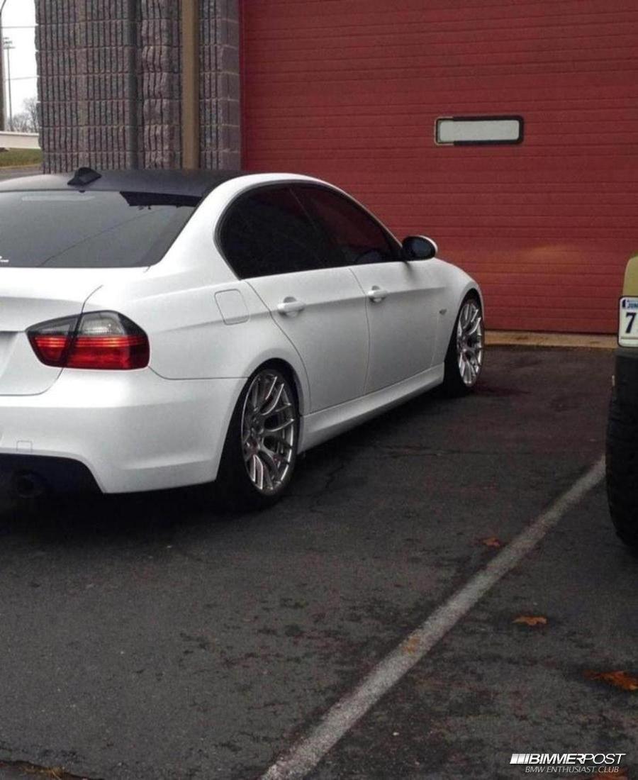 ///Macht's 2007 BMW 335i