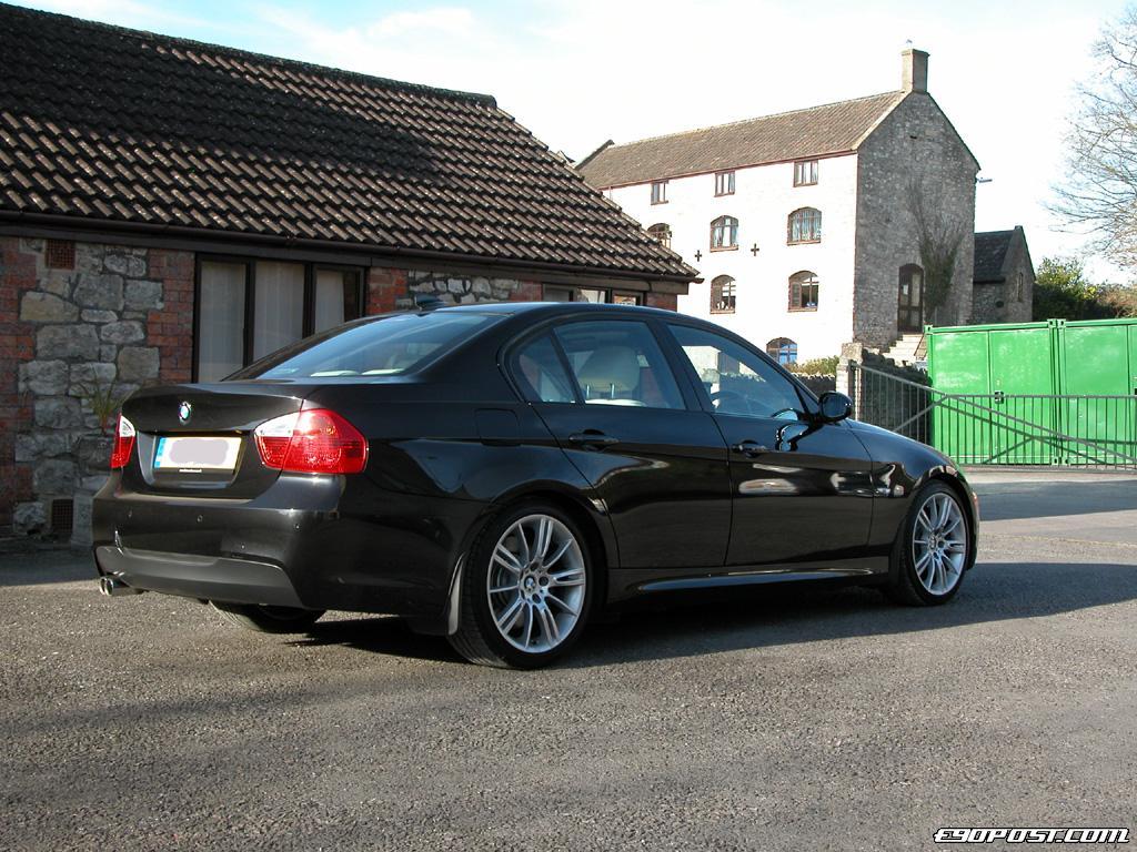 Ukbeemerboy S 2006 Bmw E90 330d M Sport Bimmerpost Garage