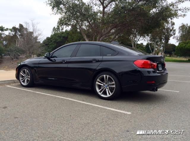 CalCarNuts 2015 BMW 428i Gran Coupe