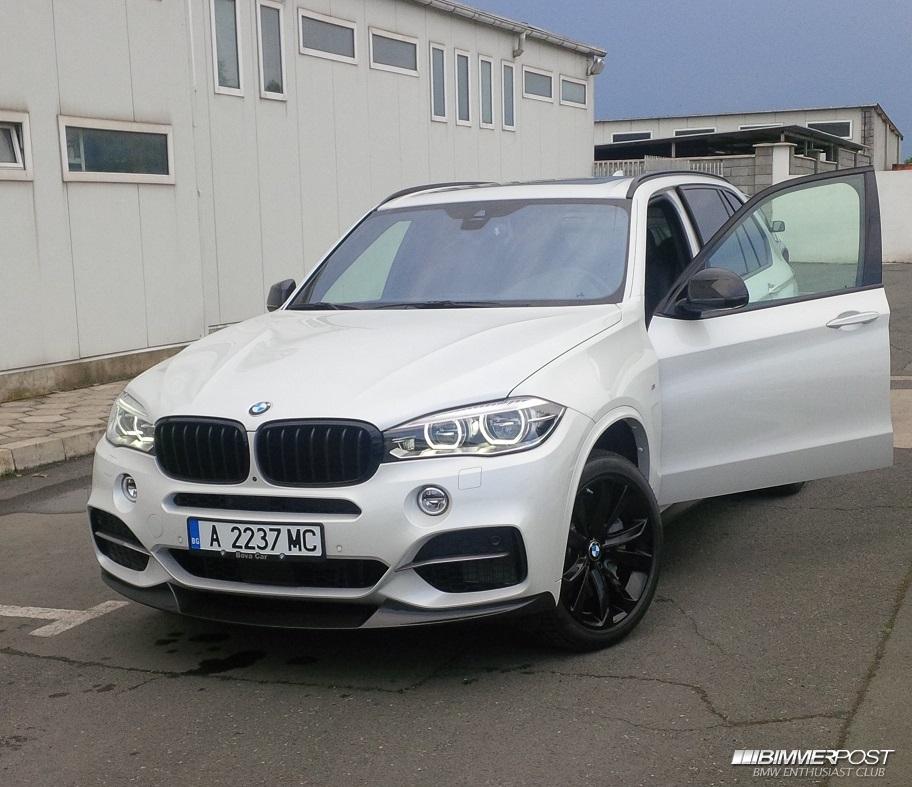 Bmw Z3 M Package: Teodorjelev's 2015 BMW X5 M50d