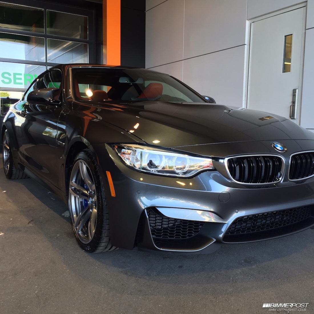 Bmw M4: Aboulfad's 2015 BMW M4