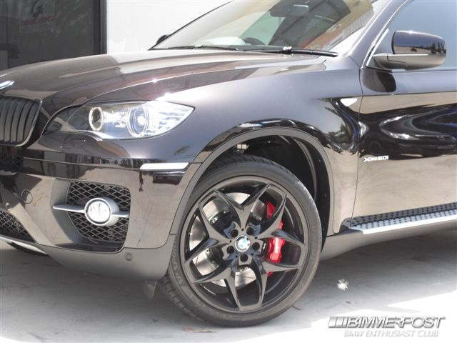 Audioquest S 2009 June Built X6 50i Twin Turbo Bimmerpost Garage