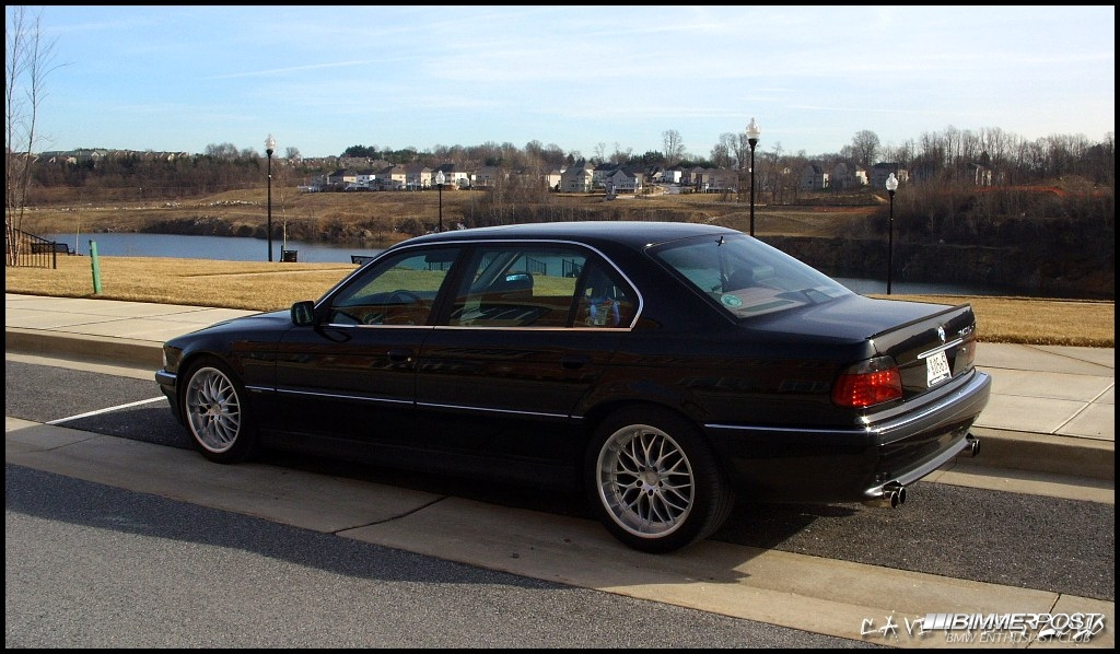 Chrisv S 1998 740il Bimmerpost Garage