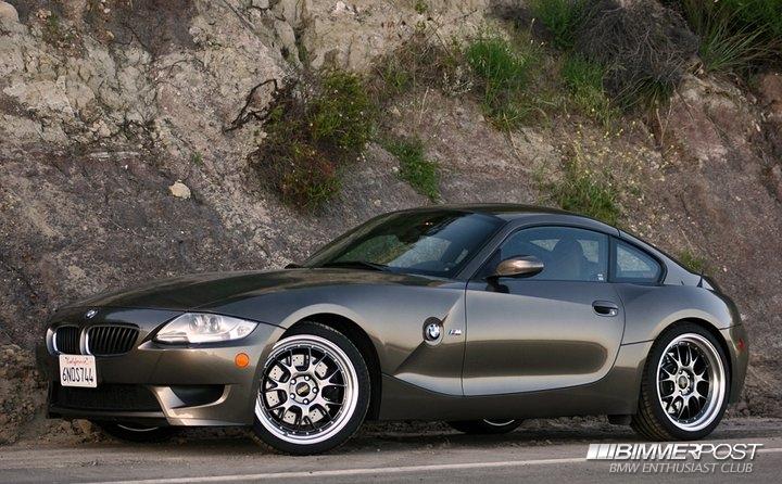 Nikkis BMW Z M Coupe BIMMERPOST Garage - 2007 bmw z4 m