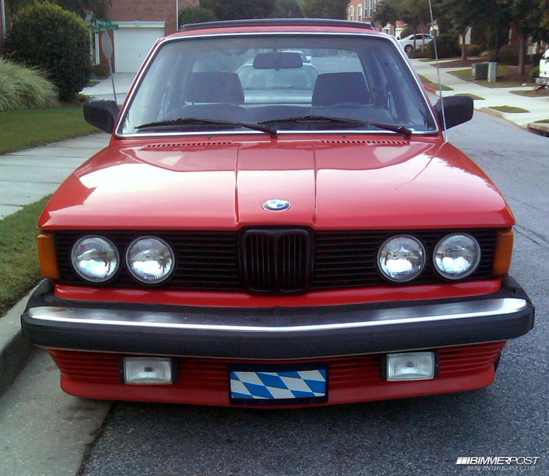 2015 Bmw I8 Transmission: Sixburgh's 1983 BMW 320is