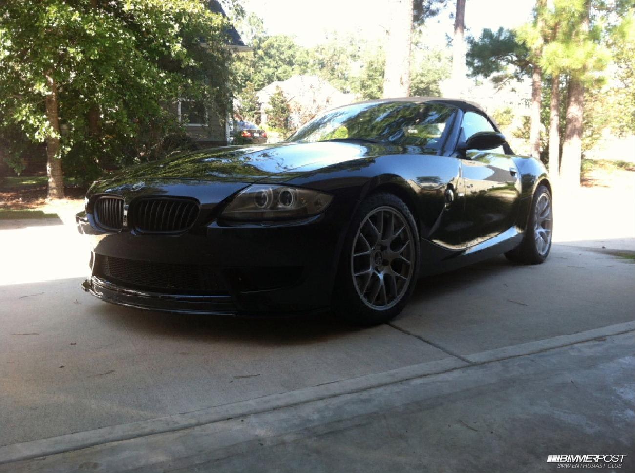 All BMW Models blacked out bmw x3 STIHLBOLTS's 2008 Z4 M Roadster - BIMMERPOST Garage