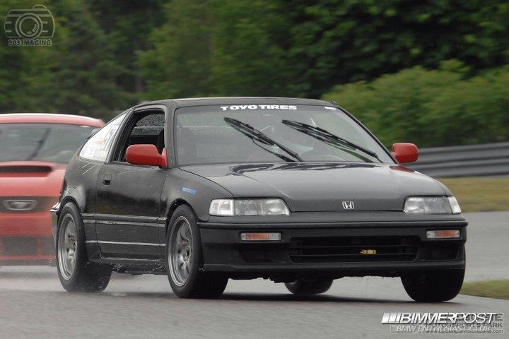 Carguy S 1991 Honda Crx Si Bimmerpost Garage
