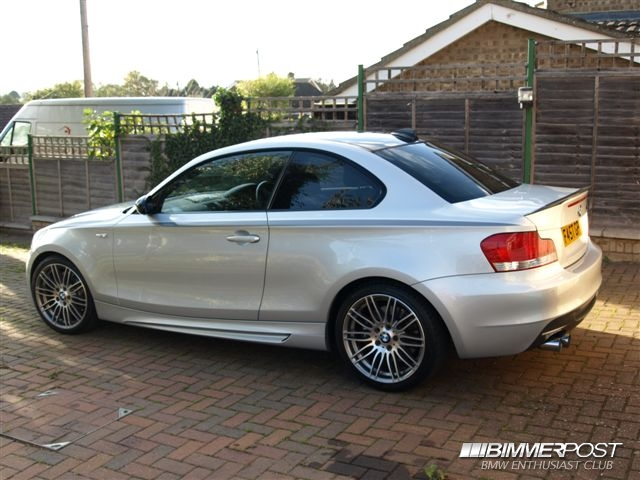 G P Racing S 2008 Bmw 135 M Sport E82 Bimmerpost Garage