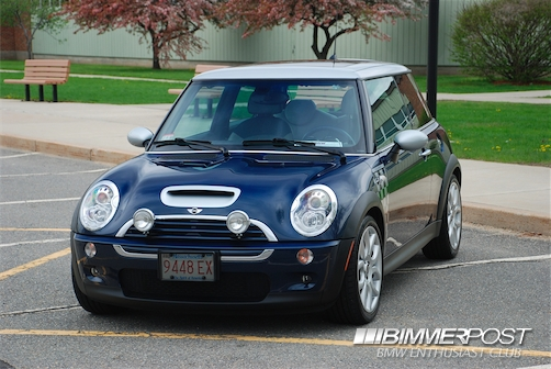 Shota15 S 2006 Mini Cooper S Checkmate Bimmerpost Garage