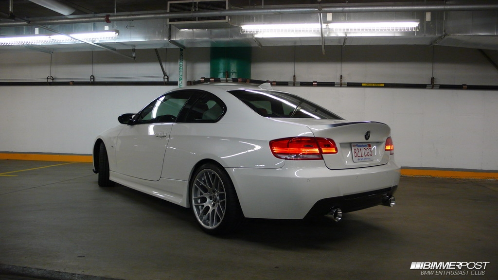 Kev S 2008 Bmw 335xi Coupe Bimmerpost Garage