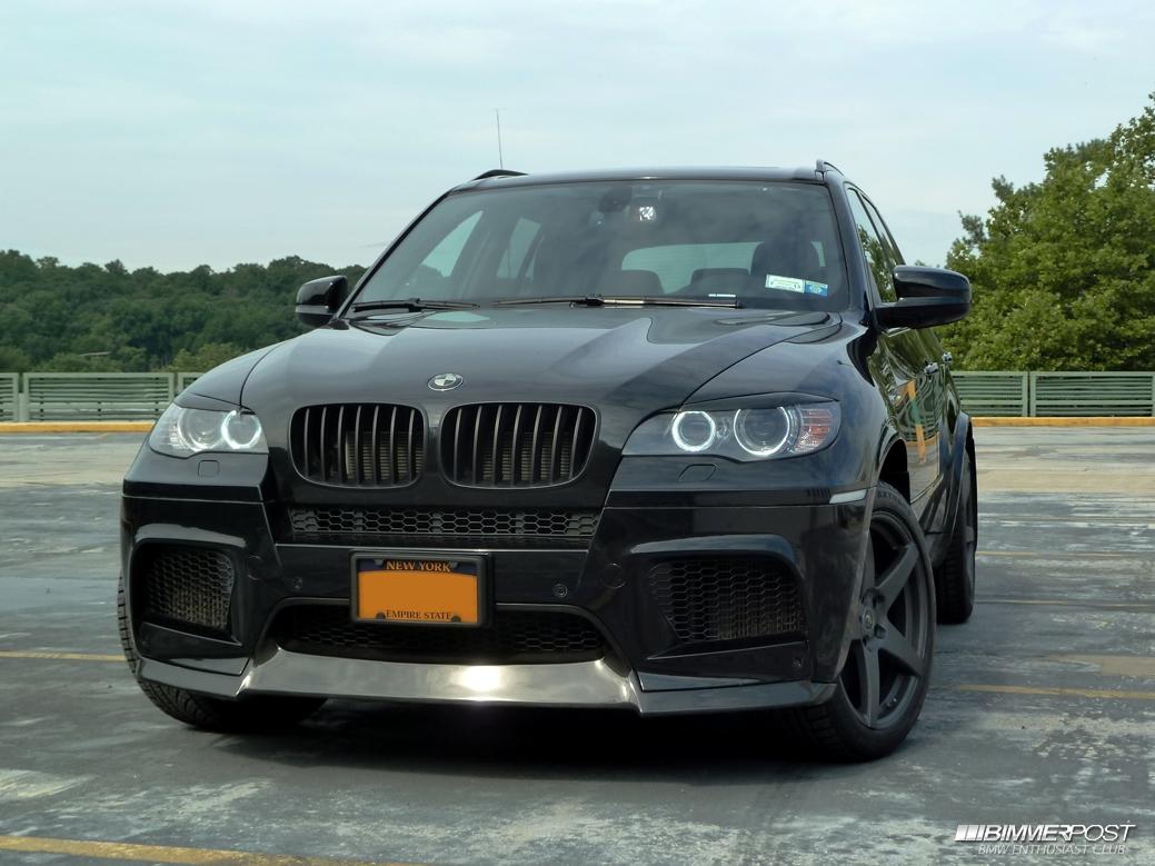 cybervinn's 2011 BMW X5 M - BIMMERPOST Garage