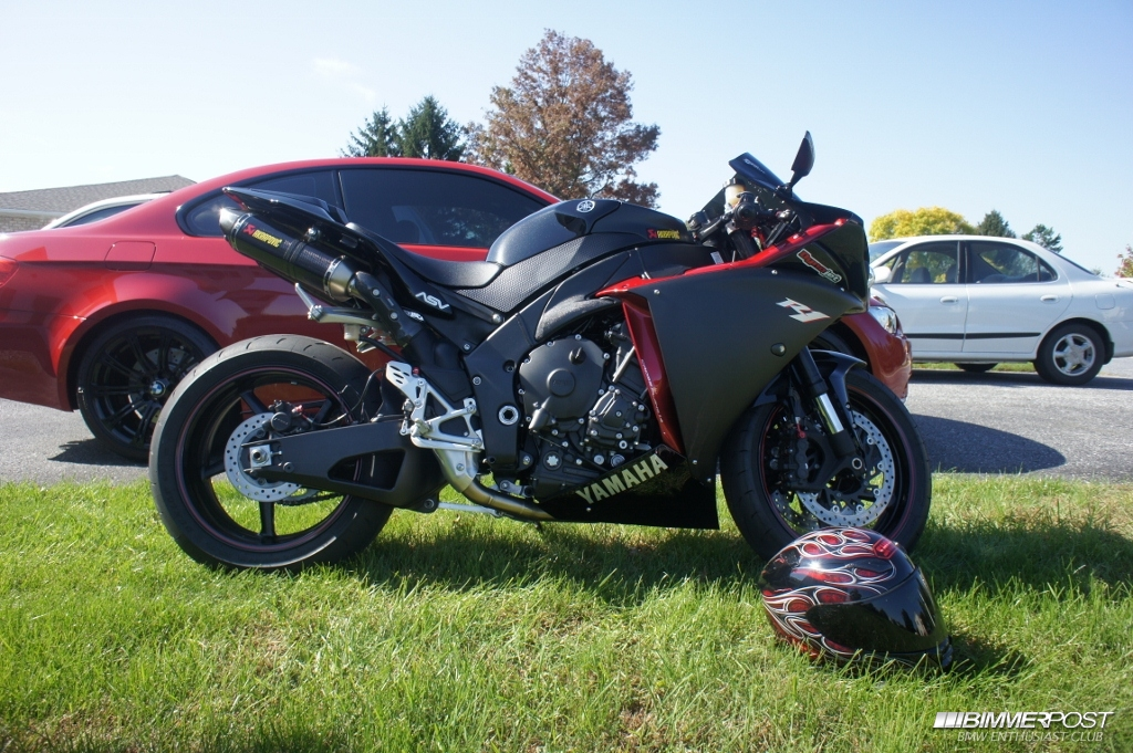 Schnellm3 S 2009 Yamaha R1 For Sale Bimmerpost Garage