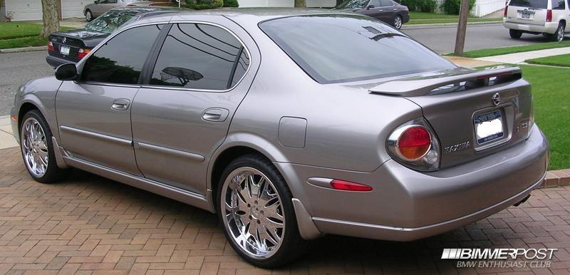 Rsz_1dscn1098. General Details. Year: 2002. Model: Nissan Maxima Se