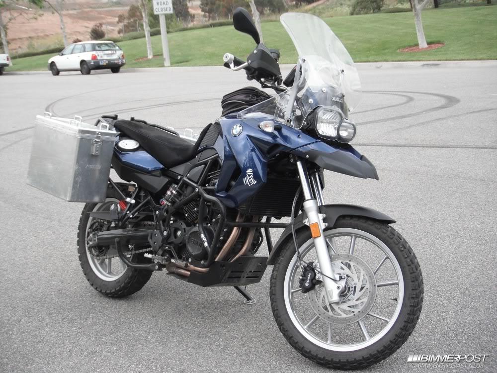 Dirtdad S 2010 Bmw F650gs Bimmerpost Garage