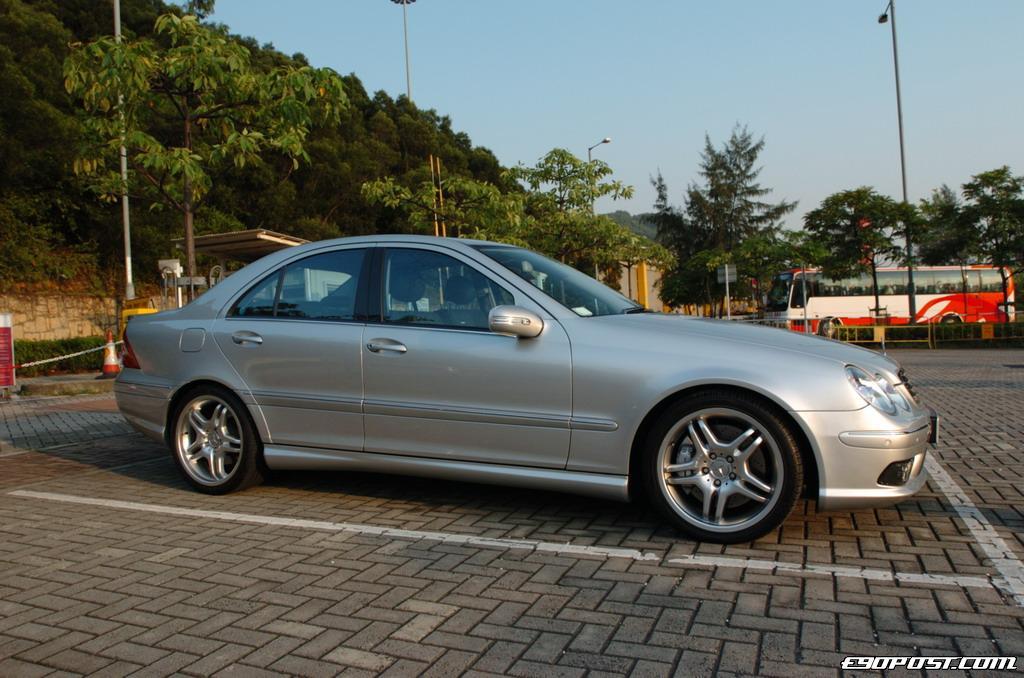 Cntlaw 39 s 2005 mercedes benz c55 amg w203 bimmerpost garage for Mercedes benz garages