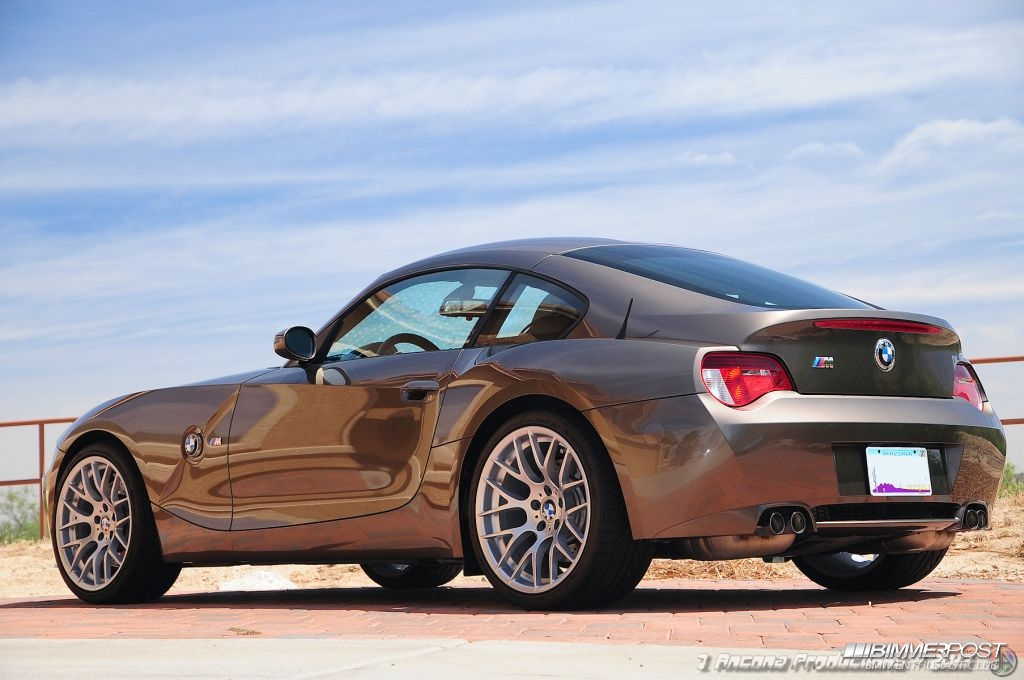 Chamberlin S 2006 Bmw Z4 M Coupe E86 Bimmerpost Garage