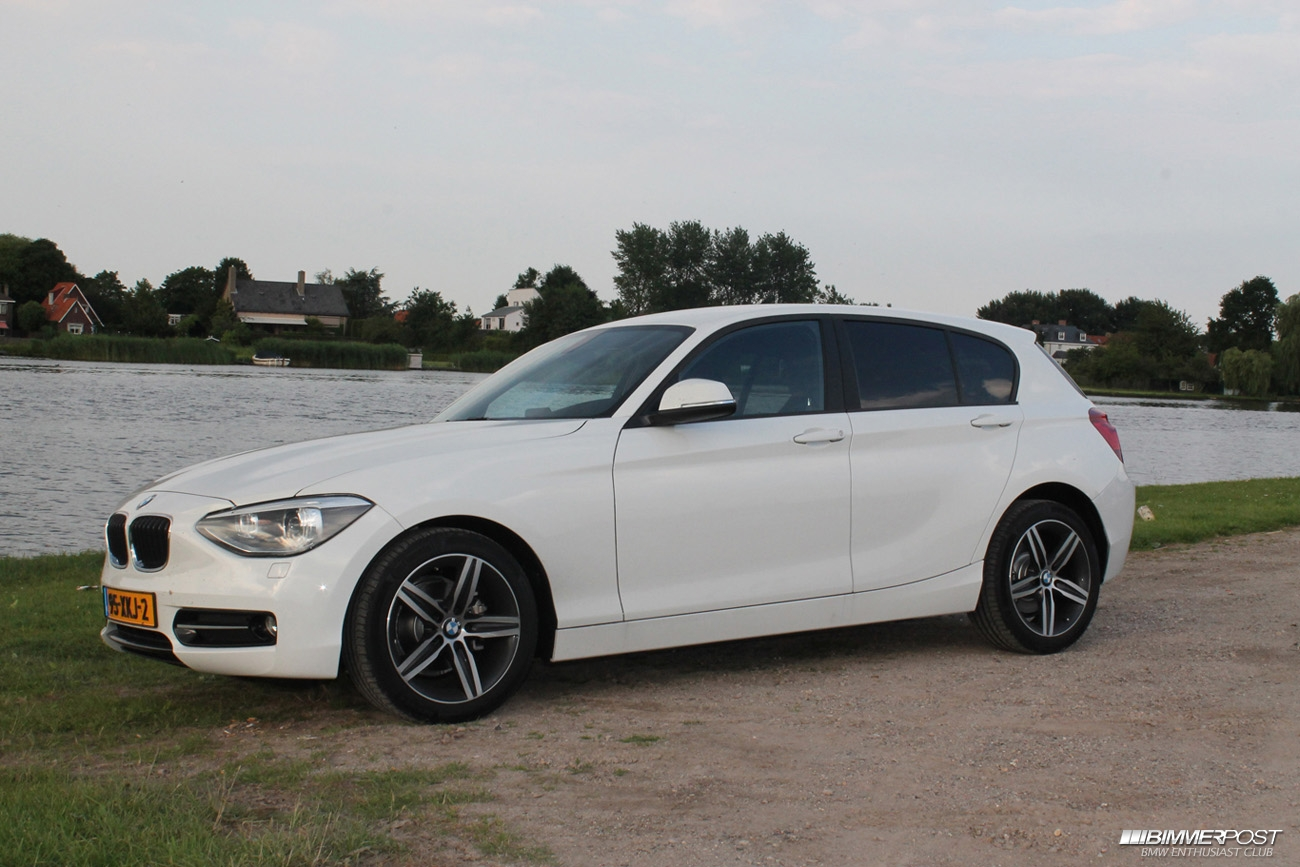 luv2xlr8 nl 39 s 2012 bmw f20 116i business sport line bimmerpost garage. Black Bedroom Furniture Sets. Home Design Ideas