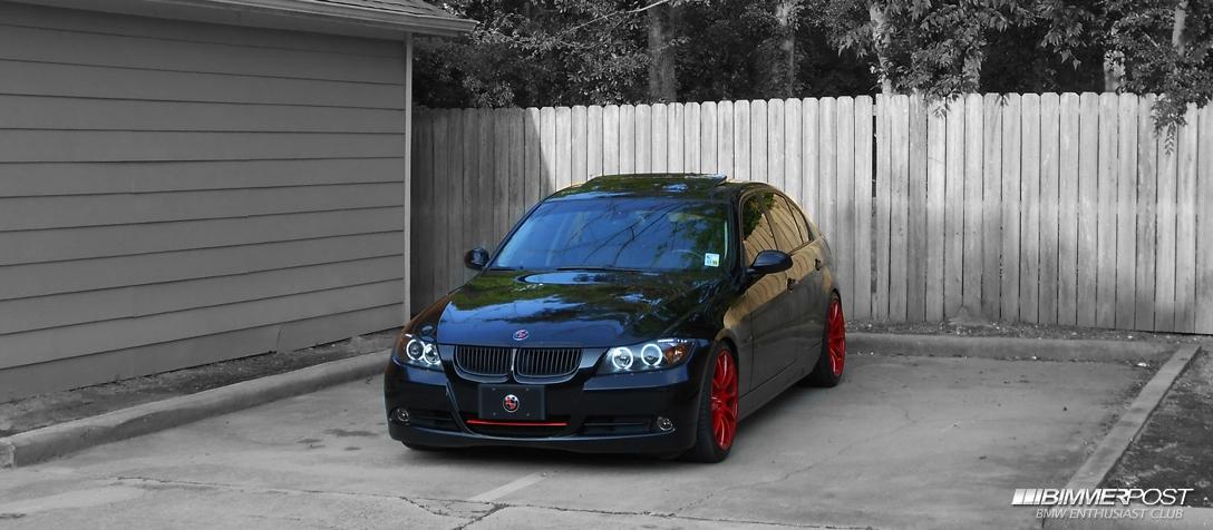 Blackedoutf30 S 2008 Bmw 328i Bimmerpost Garage