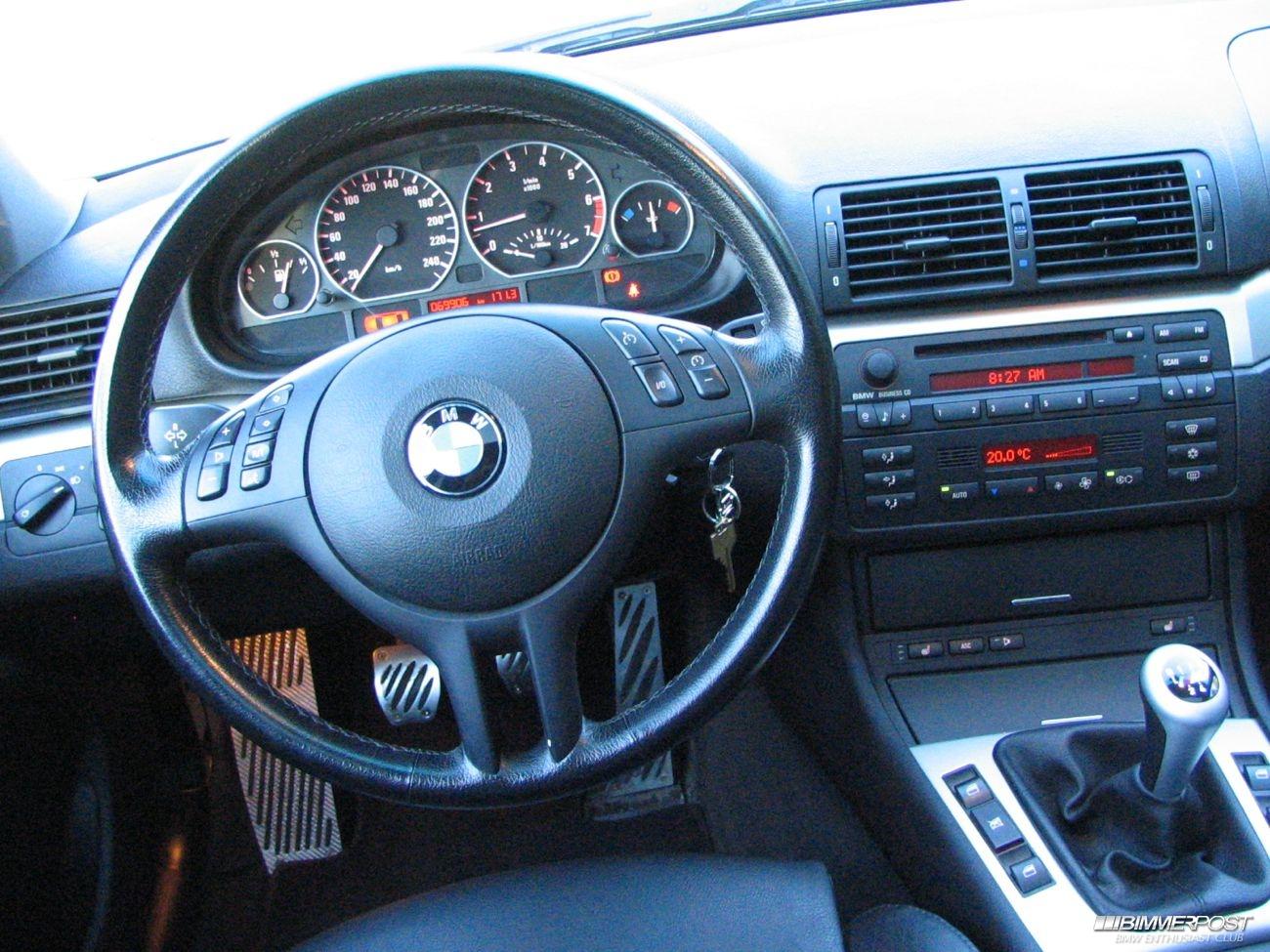 Rswbmw S 2005 Bmw 325i Bimmerpost Garage