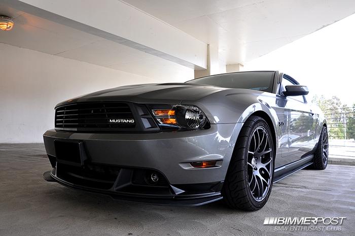 Ronswanson S 2011 Mustang Gt 5 0 Bimmerpost Garage