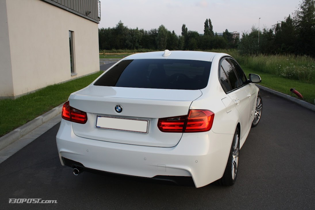 F30 Exhaust Options