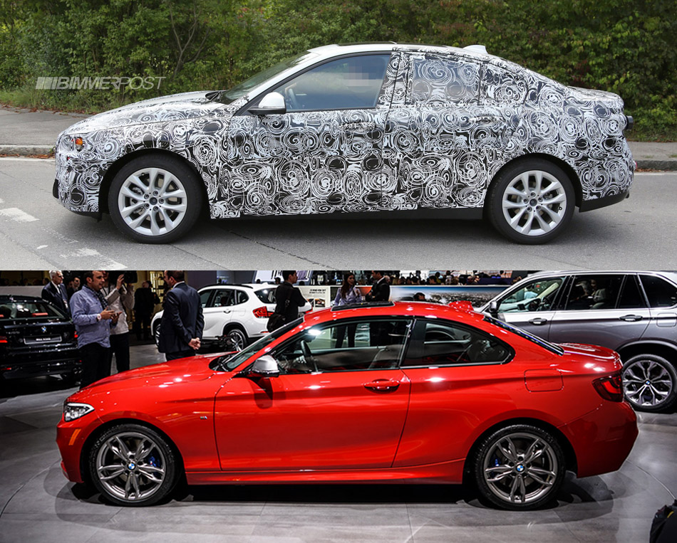 bmw 1 series sedan f52 emerges updated with first video. Black Bedroom Furniture Sets. Home Design Ideas