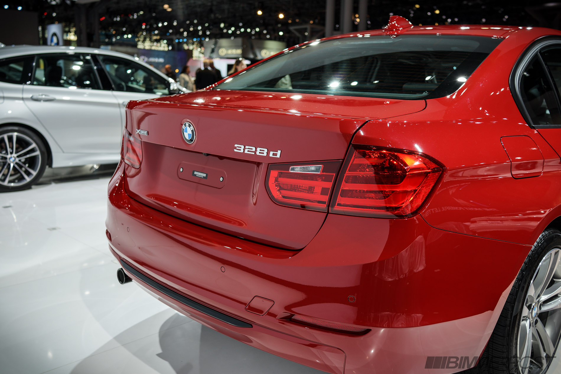 NYIAS 2013: BMW 328d, 3 Series GT and ConceptActive Tourer ...